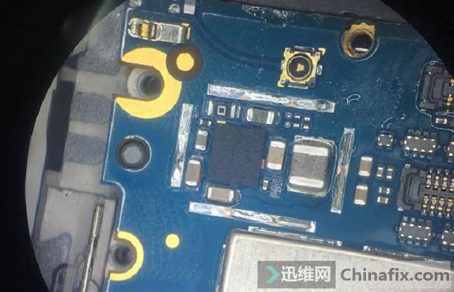 小米5s手机耗电快、不能快充故障维修 图4