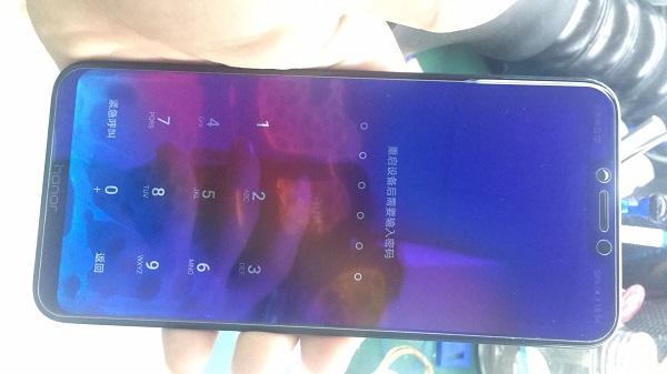 华为荣耀手机进水不显示故障维修 图5