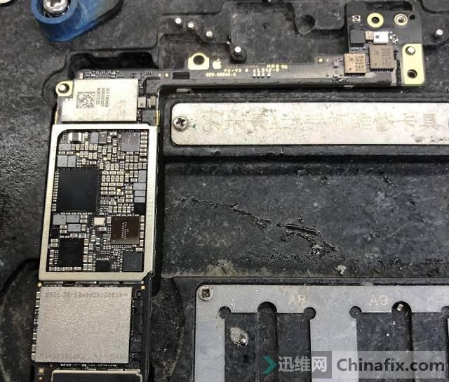 iPhone8 plus手机提示温度过高故障维修 图2
