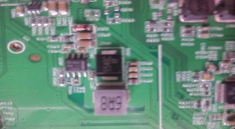 TCL L65H8800S-CUDS液晶电视不开机故障维修