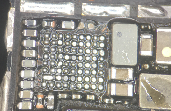 iPhone 8手机后摄无法拍照故障维修 图3