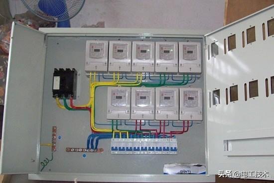 漏电开关可以替代空开吗?家庭配电箱运用漏电更好还是空开更好?-1.jpg