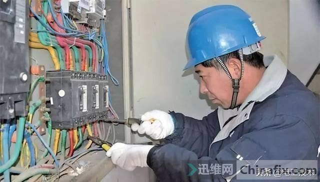 老电工现场安装布线,电气设备线路的调试方式总结-3.jpg