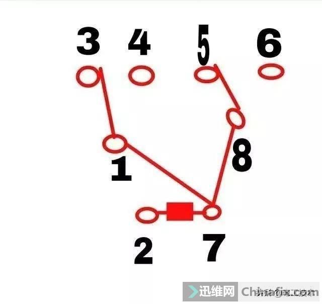 时间继电器怎么看图接线?这可是星三角接触器接线必备元件-5.jpg
