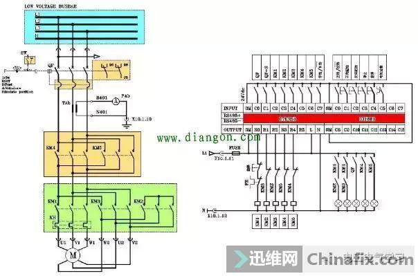 PLC控制与继电器控制的四个实质分别-1.jpg