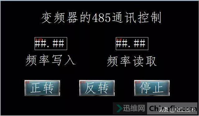 老电工实例讲解三菱PLC如何通过RS485控制变频器,太实用了-17.jpg