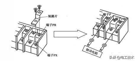 变频器接线,变频器主电路怎么接线?接线端子各有什么功能?-4.jpg