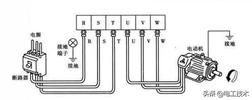 变频器接线,变频器主电路怎么接线?接线端子各有什么功能?-2.jpg