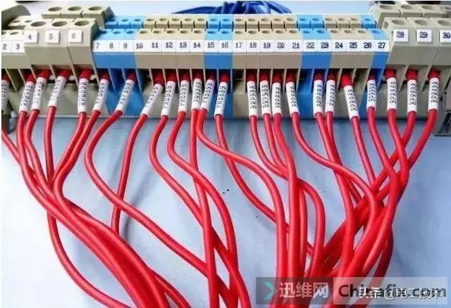 电气接线+线号管正确方向=电工接线好习惯!您都具备吗?-3.jpg