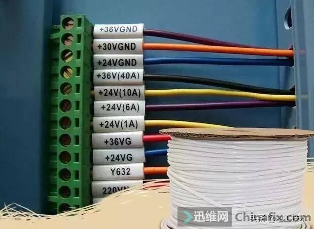电气接线+线号管正确方向=电工接线好习惯!您都具备吗?-5.jpg