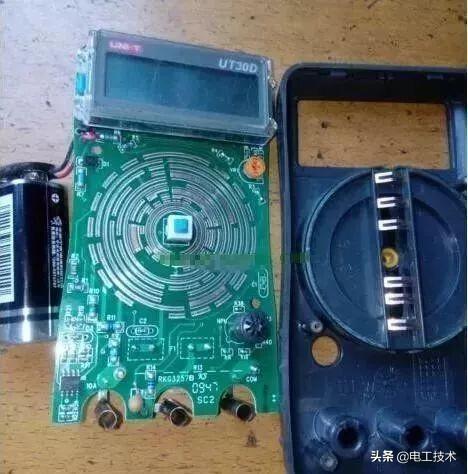 万用表一不小心就爆表,被烧坏,老电工教你一招搞定-2.jpg