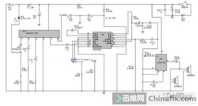 如何看懂音响电路及工作原理-1.jpg
