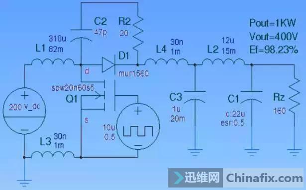 多图解析开关电源中一切缓冲吸收电路-5.jpg