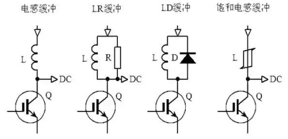 多图解析开关电源中一切缓冲吸收电路-12.jpg