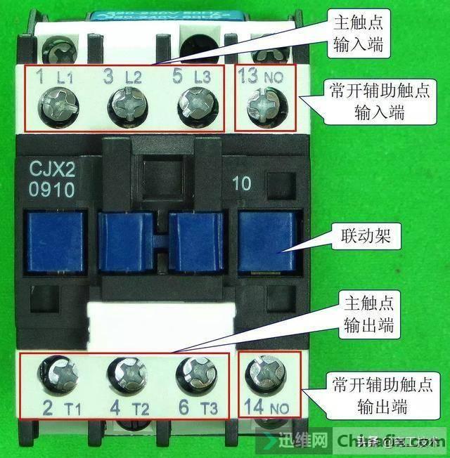 电工必备:交流接触器,继电器的知识你了解多少?非常值得收藏-2.jpg