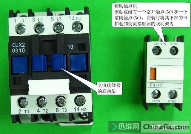电工必备:交流接触器,继电器的知识你了解多少?非常值得收藏-4.jpg