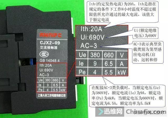 电工必备:交流接触器,继电器的知识你了解多少?非常值得收藏-5.jpg