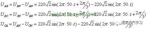 什么是线电压?什么是相电压?相电压220V,线电压为什么是380V?-4.jpg