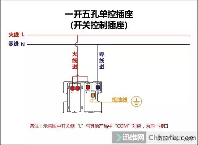 所有开关 电机 断路器 电热偶 电表接线图大全!非常值得收藏-4.jpg