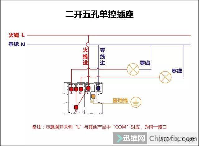 所有开关 电机 断路器 电热偶 电表接线图大全!非常值得收藏-5.jpg
