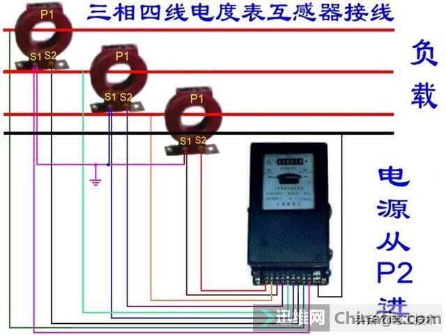 所有开关 电机 断路器 电热偶 电表接线图大全!非常值得收藏-40.jpg
