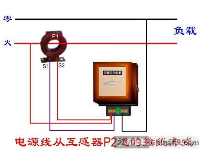 所有开关 电机 断路器 电热偶 电表接线图大全!非常值得收藏-42.jpg