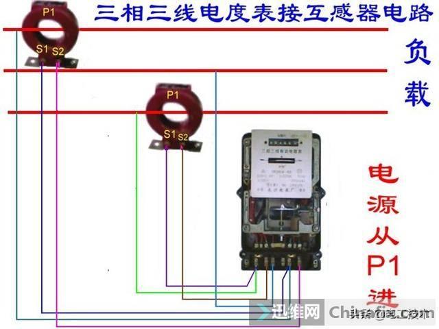 所有开关 电机 断路器 电热偶 电表接线图大全!非常值得收藏-44.jpg