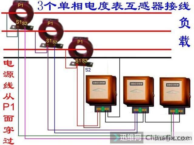 所有开关 电机 断路器 电热偶 电表接线图大全!非常值得收藏-60.jpg