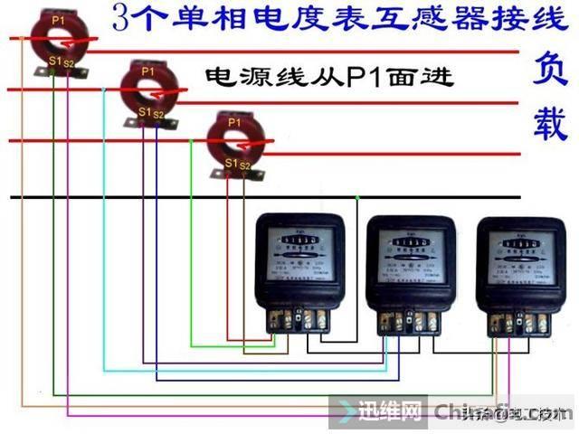 所有开关 电机 断路器 电热偶 电表接线图大全!非常值得收藏-58.jpg