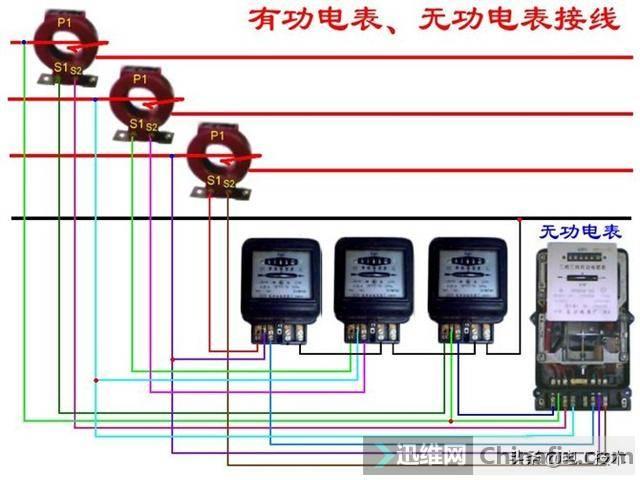 所有开关 电机 断路器 电热偶 电表接线图大全!非常值得收藏-63.jpg