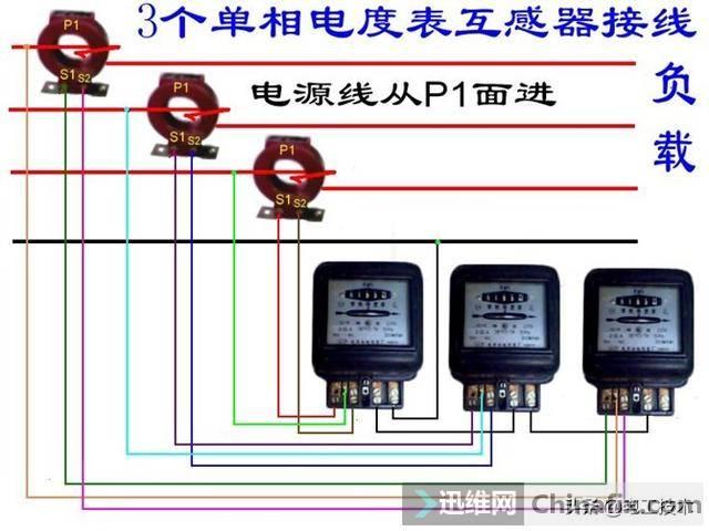 所有开关 电机 断路器 电热偶 电表接线图大全!非常值得收藏-64.jpg