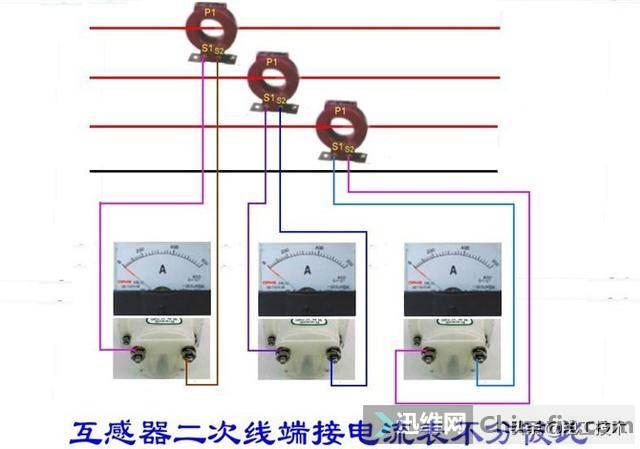 所有开关 电机 断路器 电热偶 电表接线图大全!非常值得收藏-62.jpg
