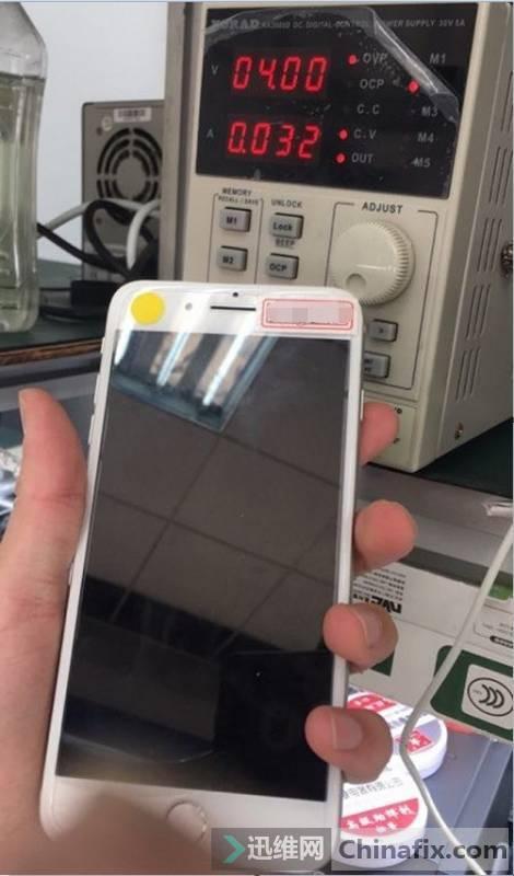 iPhone 7 Plus重摔手机不开机故障维修