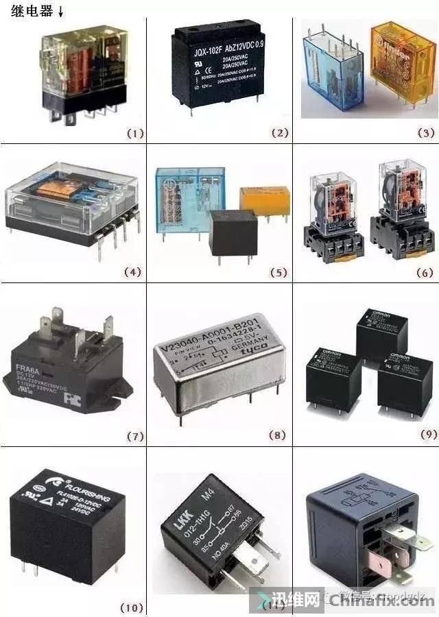 电子元器件图片、名称、符号图形对照,很全面-33.jpg