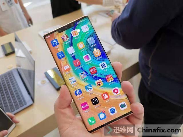 华为Mate30系列推出素皮新配色手感提升支持5G