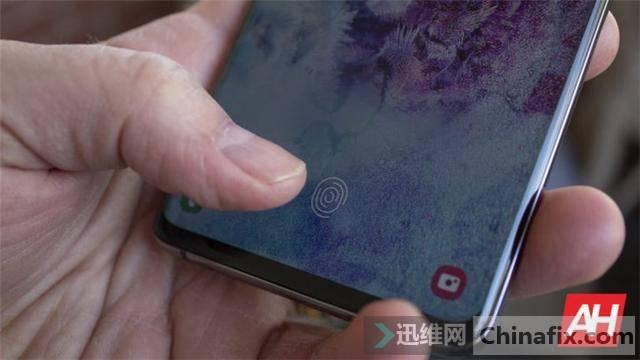 三星S10/Note10推送指纹识别安全紧急更新:不建议使用屏幕保护套