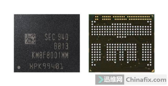 三星宣布开始量产业内首批12GBLPDDR4XuMCP芯片