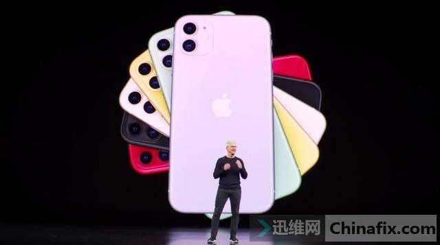 iPhone11,苹果市值重返第一的功臣?