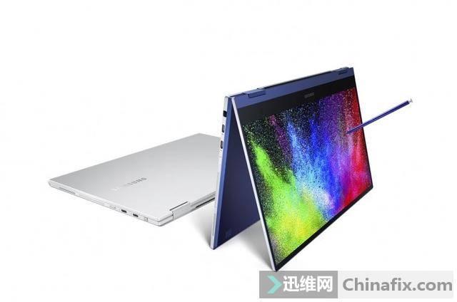 三星GalaxyBookFlex/Ion发布:QLED屏,十代酷睿处理器