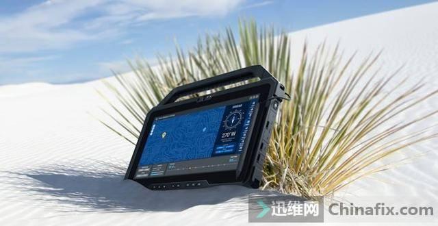 戴尔推出新款三防平板:搭载i7-8665U,亮度达1000nit
