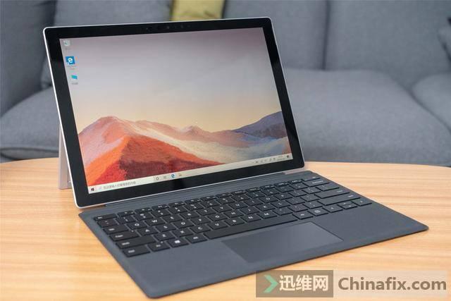 向完美更进一步微软SurfacePro7深度评测