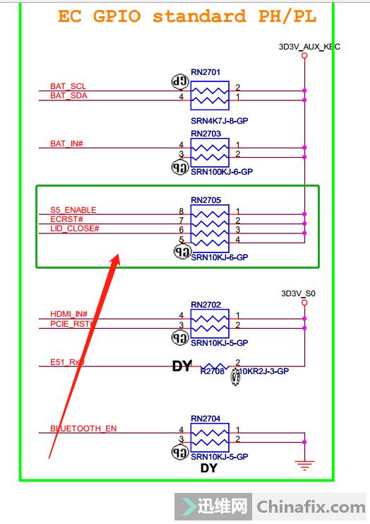 R2705排阻有线性3V上拉的。.png