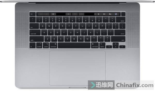 全新13寸MacBookPro曝光苹果要用剪刀式键盘