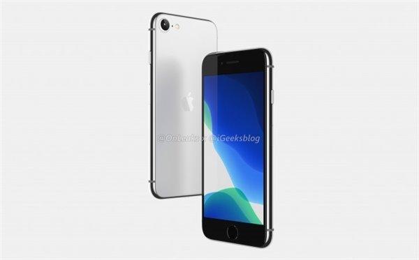 苹果iPhoneSE2未采用7P镜头,2020上半年发布?