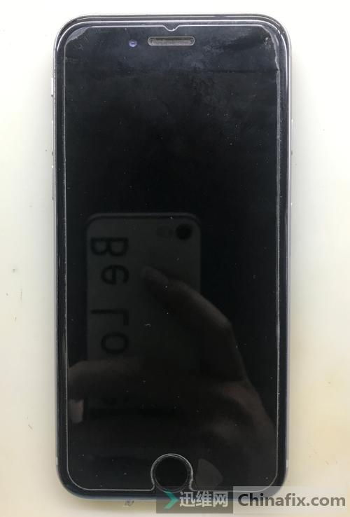 iPhone 6s手机不开机,刷机报错14维修