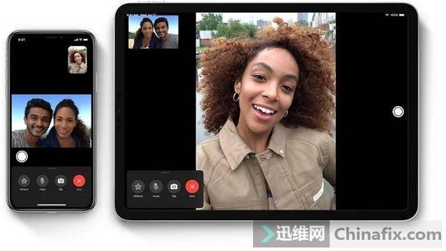 iOS 13.4无法与老设备进行FaceTime通话bug真的修复了?