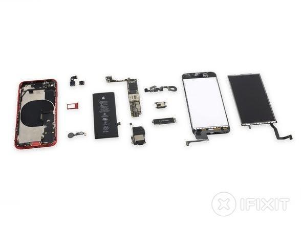 iPhoneSE拆解時發現并沒有配備3D Touch????