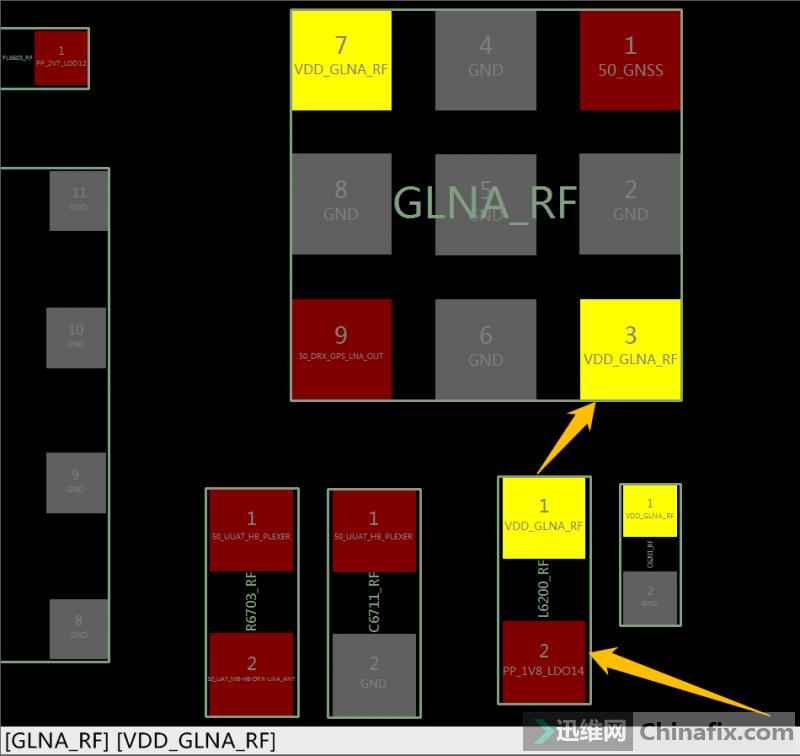 iPhone7手机GPS信号弱维修 图3