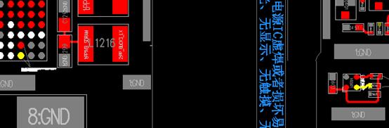 iPhone6P手机开机反复重启,自行拆机导致不开机维修 图3