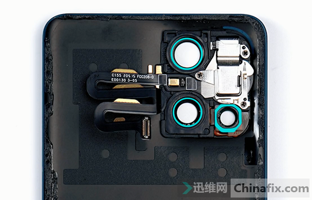 OPPO Find X3 PRO拆解 图4